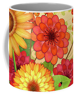 From The Garden Coffee Mug