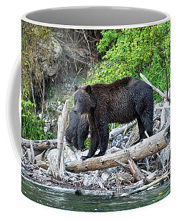 From The Great Bear Rainforest Coffee Mug by Scott Warner