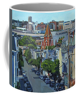 From The Heights To Boston Coffee Mug