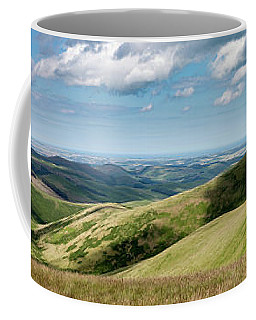 From The Hills To The Sea Coffee Mug