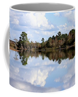 Coffee Mug featuring the photograph From The Lake To The Channel  by Debra Forand