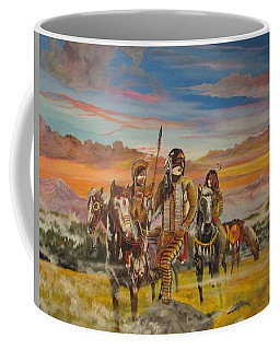 From The Mist They Came Coffee Mug
