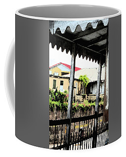 From The Tailors Porch Coffee Mug by Ian  MacDonald