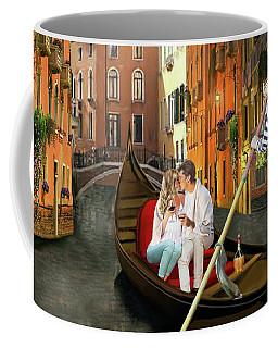 From Venice With Love Coffee Mug by Glenn Holbrook