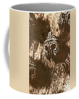 From Warriors Of Past Coffee Mug