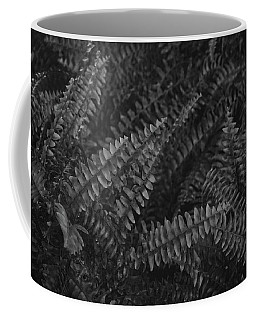 Frond Light Coffee Mug by Tim Good