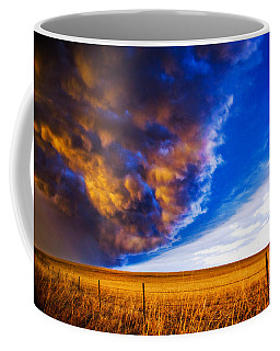 Front At Sunset 2 Of 2 Coffee Mug