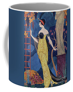 Front Cover Of Les Modes Coffee Mug
