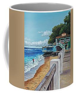Front Street Lahaina Coffee Mug