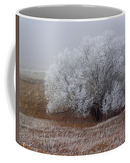 Frost And Fog Coffee Mug by Alana Thrower