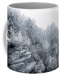 Frost At The Top Coffee Mug