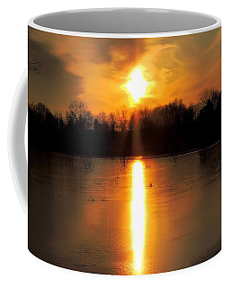 Frost Fire  Coffee Mug