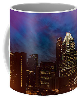Frost Tower Coffee Mug