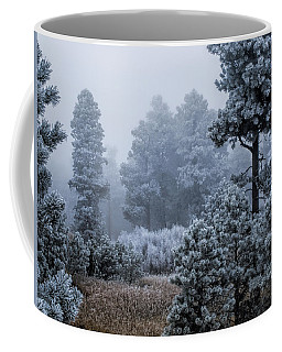 Frosted Coffee Mug by Alana Thrower