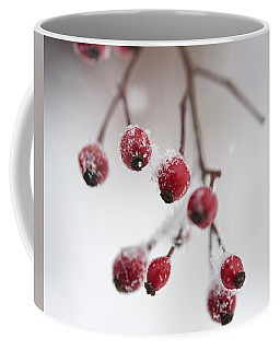 Frosted Berries Coffee Mug