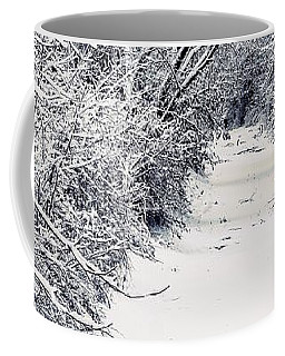 Frosted Feeder Coffee Mug