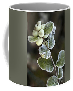 Frosted Snowberries Coffee Mug