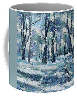 Frosty Day Coffee Mug