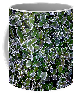 Frosty Hedgerow Coffee Mug