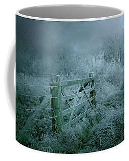 Frosty Night Coffee Mug