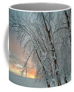 Frosty Sunrise Coffee Mug