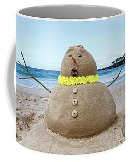 Frosty The Sandman Coffee Mug