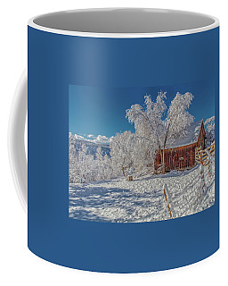 Frosty Winter Morning  Coffee Mug