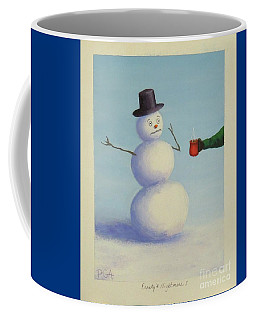 Frosty's Nightmare I Coffee Mug