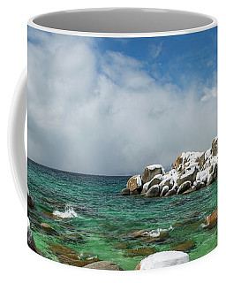 Frozen Aquas By Brad Scott Coffee Mug