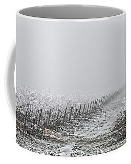 Frozen Blueberry Mist Coffee Mug