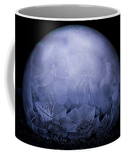 Frozen Bubble Art  Coffee Mug