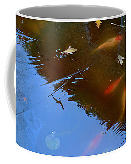 Frozen Carp Coffee Mug