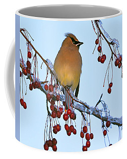 Frozen Dinner  Coffee Mug by Tony Beck