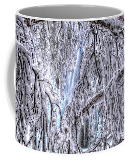 Frozen Falls Coffee Mug