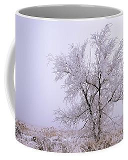Frozen Ground Coffee Mug by Chad Dutson
