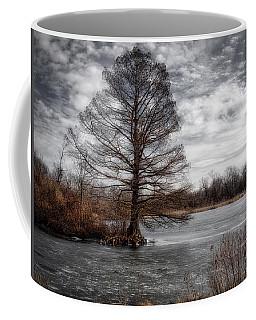 Frozen Lake Coffee Mug