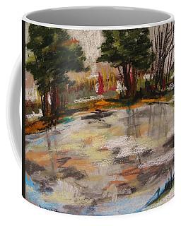 Frozen Pond 2 Coffee Mug by John Williams