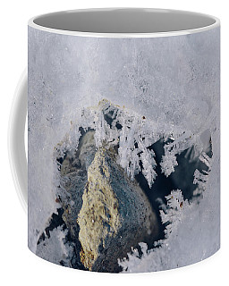 Frozen Rock Coffee Mug