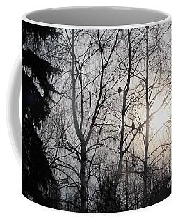 Frozen Sky Coffee Mug