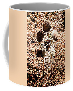 Coffee Mug featuring the photograph Frozen Stillness by Mick Anderson