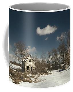 Frozen Stillness Coffee Mug