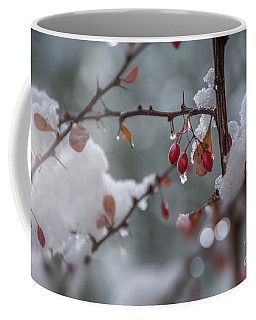 It's Berry Cold Coffee Mug