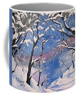 Frozen Tranquility  Coffee Mug