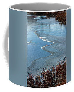 Frozen Waves Coffee Mug