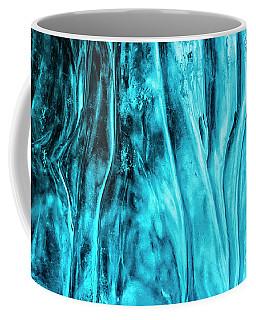 Coffee Mug featuring the photograph Frozen Wonder by Sandra Bronstein