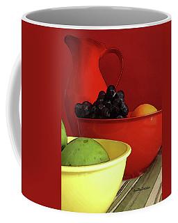 Fruit Art  Coffee Mug