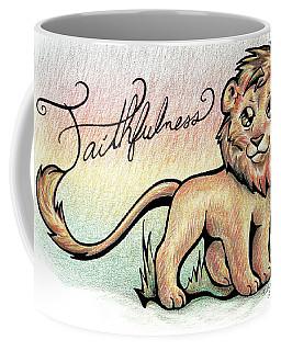 Fruit Of The Spirit Faithfulness Coffee Mug