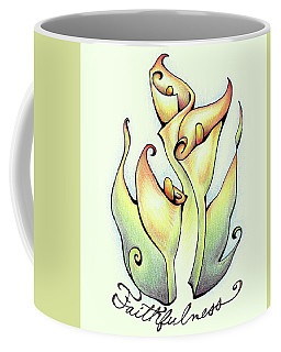 Fruit Of The Spirit Series 2 Faithfulness Coffee Mug