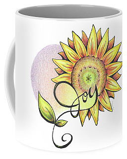 Fruit Of The Spirit Series 2 Joy Coffee Mug