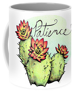 Fruit Of The Spirit Series 2 Patience Coffee Mug